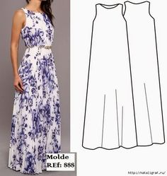 Amazing Sewing Patterns Clone Your Clothes Ideas. Enchanting Sewing Patterns Clone Your Clothes Ideas. Sewing Dress, Dress Sewing Patterns, Diy Dress, Sewing Clothes, Clothing Patterns, Pattern Dress, Fashion Sewing, Diy Fashion, Ideias Fashion