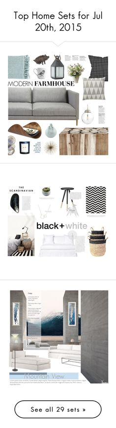 """""""Top Home Sets for Jul 20th, 2015"""" by polyvore ❤ liked on Polyvore"""