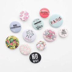 PINS.PINS.PINS ▶▶ Lo que no sabías que querías y ahora NECESITAS  ¡YA en tiendas! #TodomodaMexico #Pins #Deco #Lovely #Pink
