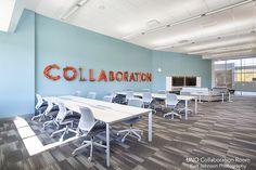 UNO Collaboration Room-Barbara Weitz Community Engagement Center http://www.kurtjohnsonphotography.com/
