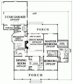 81 best beaufort images on pinterest home ideas for Calabash cottage floor plan