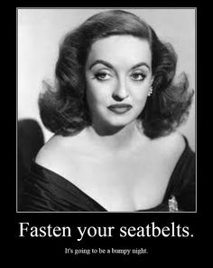 images of betty davis-hold on the road gets bumpy - Google Search