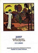 Rare Czech Bk Josef Vachal Ex Libris