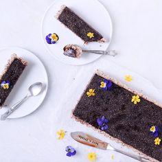 Chocolate brûlée tart ⭐️