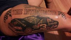 NASCAR Illustrated: One fan's Earnhardt ink | NASCAR.com
