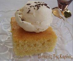 ΣΥΝΤΑΓΕΣ ΤΗΣ ΚΑΡΔΙΑΣ: Χαλβάς της Ρήνας Greek Desserts, Deserts, Pudding, Ice Cream, Sweets, Cookies, Food, No Churn Ice Cream, Crack Crackers