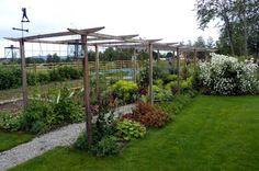 Tankar om och från min trädgård.: 2 trädgårdar i Östersund - Riksmötet.