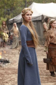 Medieval+Peasant+Hair | Rebekah Rebekah Mikaelson in flashbacks... The Early days in Frankia... The Viking invasions
