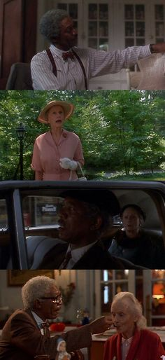Driving Miss Daisy was one of my favorite movies of all time.
