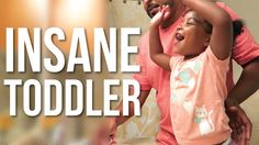 INSANE TODDLER! August 20, 2015 | Naptural85 Vlog