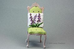 More than 50 Easy Miniature Projects to Make: Make Miniature Cushions From Needlework Scraps