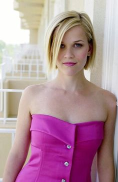 Reese Witherspoon Pictures and Photos Medium Thin Hair, Short Thin Hair, Short Hair Styles Easy, Short Hair Cuts, Long Hair, Long Face Hairstyles, Hairstyles Over 50, Bob Hairstyles, Straight Hairstyles
