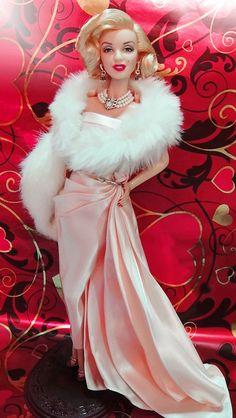 barbie marilyn monroe doll