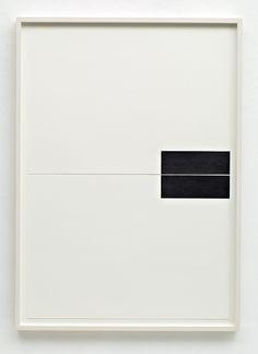 Frank Gerritz, Two Center Connection, 2013, Bleistift auf Papier, 2-teilig, jeweils 42 x 58,8 cm