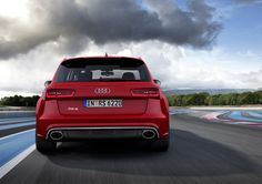 Audi RS6 Avant Plus...600 HP!