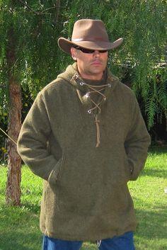 Boreal wool shirt