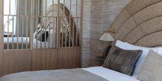 Luxury Hotel Rooms & Suites   Santa Monica Proper Hotel Floor To Ceiling Windows, Santa Monica, Curtains, Flooring, Luxury, Bedrooms, Interiors, Inspiration, Home Decor