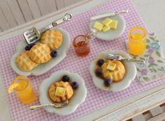 ♡ ♡ Miniature Breakfast Set