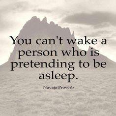 Navajo proverb