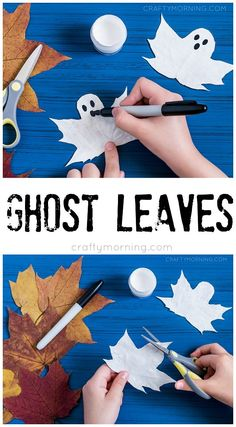 Ghost leaf craft for