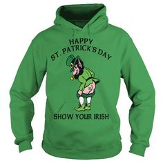 I Love  St Patrick's Day Show Your Irish Shirts & Tees