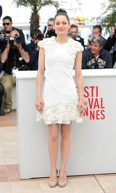 How to Wear All White Without Looking Like a Bride