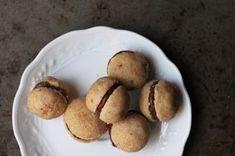 Baci di Dama (Chocolate-Filled Hazelnut Cookies) Recipe on Food52 recipe on Food52