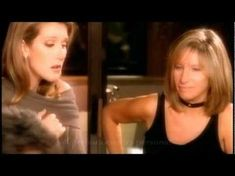 """From Barbra's album """"Higher Ground"""" and Céline's album """"Let's talk about love"""" 1997."""