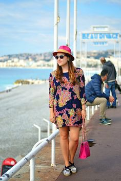 History In High Heels: Outfit: Nice and Colorful