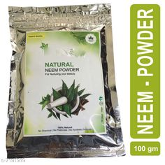 Hair Care Neem 100 gms Product Name: Neem 100 gms Brand Name: Indirang Multipack: 1 Country of Origin: India Sizes Available: Free Size *Proof of Safe Delivery! Click to know on Safety Standards of Delivery Partners- https://ltl.sh/y_nZrAV3  Catalog Rating: ★4 (456)  Catalog Name: Indirang Proffesional Intensive Hair Cream & Masks CatalogID_1147888 C50-SC1249 Code: 491-7191919-991