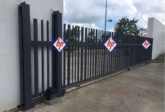 Lắp đặt cổng tự động cơ quan - xí nghiệp