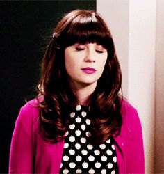 The Gif captures it well ☺. when a Republican starts talking about their usual, never-ending Voodoo economics and/or complete misunderstanding of how it really works in the reality of the real world! Zooey Deschanel Eyes, You Funny, Funny Jokes, Hilarious, Slytherin, Girls Apartment, Eye Roll, Celebs, Celebrities