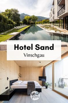(Anzeige) Familienhotels, wie das 4-Sterne-Hotel Sand in Südtirol, werden nicht einfach so gebaut, sie wachsen und verändern sich mit den Jahren. Das bedeutet aber auch, dass sie immer auf Zack sind. #Design #Hotel #Hoteltipp #Südtirol #Reisetipp #Wanderhotel #Bikehotel