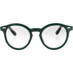 Pre-owned Linda Farrow Luxe Green Gradient Lens Sunglasses ($125) ❤ liked on Polyvore featuring accessories, eyewear, sunglasses, green, logo sunglasses, linda farrow luxe sunglasses, green sunglasses, gradient lens sunglasses and linda farrow luxe