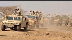 #موسوعة_اليمن_الإخبارية l كمين للقوات السعودية يقتل عشرات الحوثيين في جازان