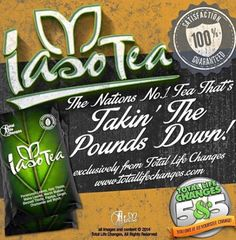 The Nation's #1 Tea!! Lose 5lbs in 5 days! #SkinnTeaMovement  #Project50K #GetHealthTea #GetWealthTea Message me for details or Text 415-985-6790