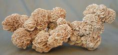 Selenite Desert Rose, Samalayuca, Chihuahua, Mexico 3 lb 5 oz Specimen 8046