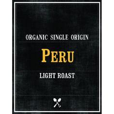Beneficial Sips | VIVAIODAYS Groundwork Coffee | Peru - Organic Singe Origin $13.95