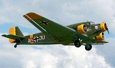 Germans Junkers World War II Aircraft
