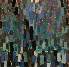 Kupka - Nokturn, 1910; abstrakcjonizm