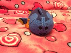 Let's start it off with Dory! Tsum Tsums, Disney Tsum Tsum, Dory