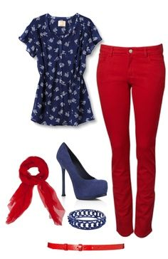 Adorable 4th of July Outfit