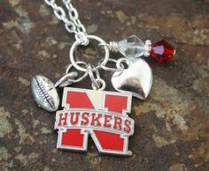 Nebraska Cornhuskers | Blue Laamb Designs $14