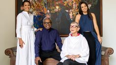 Get to know Sri Lanka's leading design family