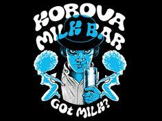 Korova Milk Bar Clockwork Orange
