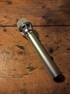 Vintage Dynamische Mikrofon D 190E 3 Mal Set!!! in Berlin - Kreuzberg | Musikinstrumente und Zubehör gebraucht kaufen | eBay Kleinanzeigen