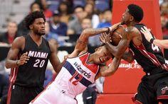 Hassan Whiteside, Miami Heat impress in preseason opening win in Washington