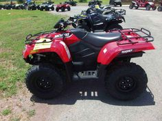 New 2016 Arctic Cat 500 ATVs For Sale in Texas. The minimum operator age of this vehicle is 16.
