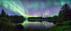 More Aurora in Juneau