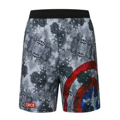 CAPTAIN AMERICA Shorts/Pants